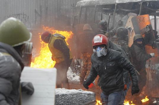 В Україну прибула делегація Гаазького трибуналу: розслідування подій на Майдані триває