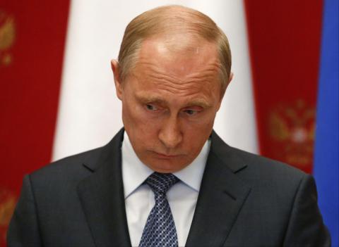 Ляпас Путіну, — Обама принизив президента Росії