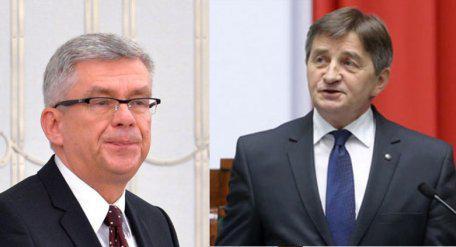 Польща отримала нових голів Сейму і Сенату