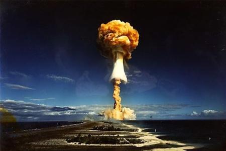 США закінчили випробування нової атомної бомби