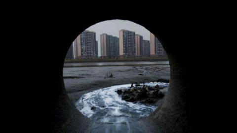 """Ціна """"економічного дива"""". Як розвиток промисловості вбиває Китай (ФОТО)"""