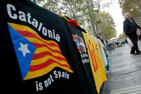 Каталонія прийняла резолюцію про незалежність