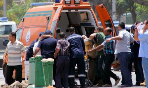 У Єгипті стався теракт, розстріляли житловий будинок