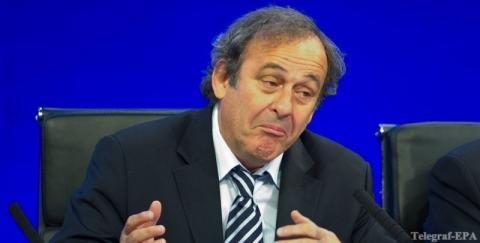 Платіні не стане президентом ФІФА?