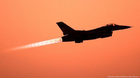 """Данія має намір приєднатись до бомбардувань """"ІД"""" в Сирії"""