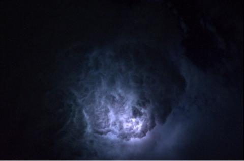 Позаземний погляд: астронавт фотографує Землю з орбіти (ФОТО)