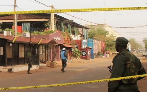 Двох підозрюваних у нападі на Radisson Blu заарештовано