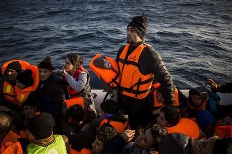 В Егейському морі затонув човен з мігрантами: 11 загинуло, 13 шукають