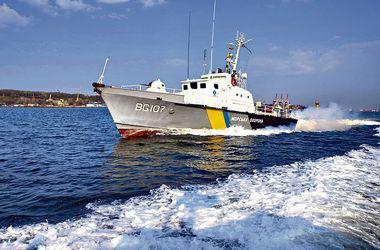 Прикордонники на морі затримали 72 судна