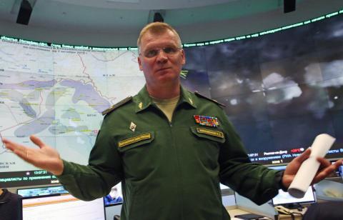 Росія не створює нову базу у Сирії