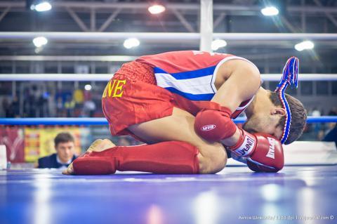 У київському Палаці спорту зберуться топ-бійці України