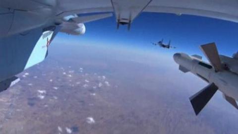 """Держдеп США має докази: Росія у Сирії знищує опозицію, а не """"Ісламську державу"""""""