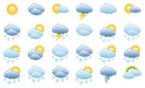 На початку наступного тижня буде сніг і похолодання до -7 градусів