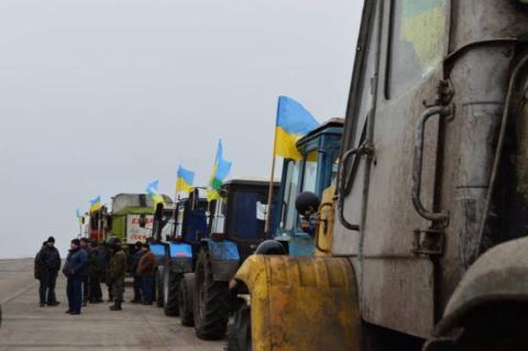 Аграрії страйкують, протестуючи проти податкових змін