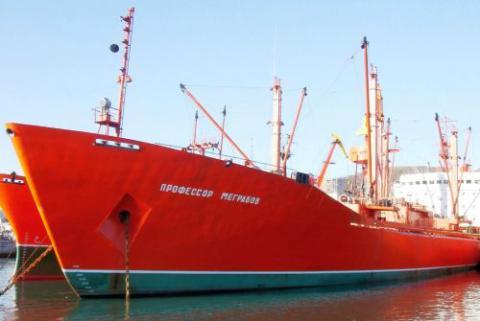 Моряки російського судна, заарештованого у Китаї, благають про допомогу (ВІДЕО)