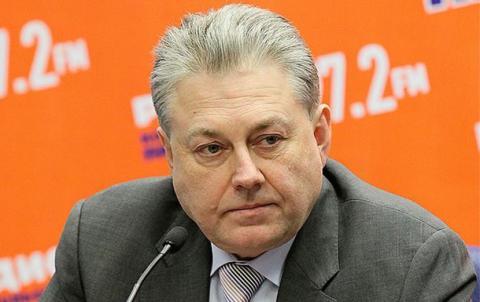 Представник України при ООН Володимир Єльченко прибув до Нью-Йорку