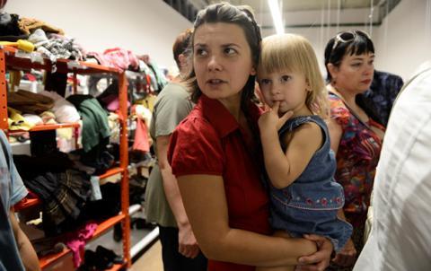 В Україні зареєстрували понад мільйона вимушених переселенців
