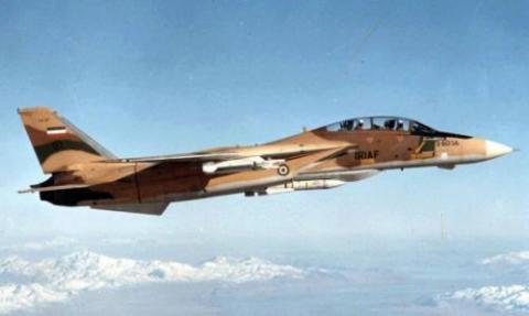 Військовий літак  розбився в Ірані, загинули дві людини