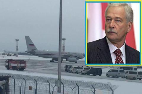Таємна дипломатія: що ховалося за візитом Бориса Гризлова?
