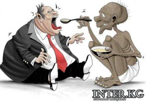 Соціальна прірва між багатими та бідними поглиблюється
