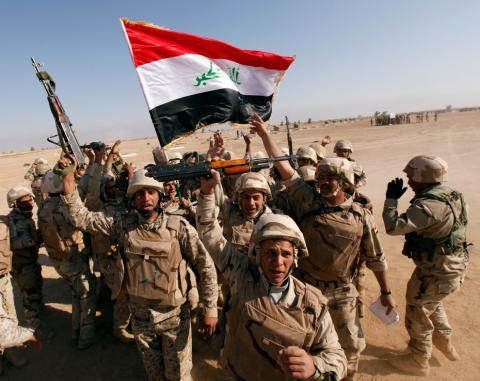 Група американців зникла в Іраку