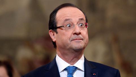 Франція перебуває у стані надзвичайного економічного становища