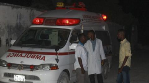 У столиці Сомалі загинули 20 людей