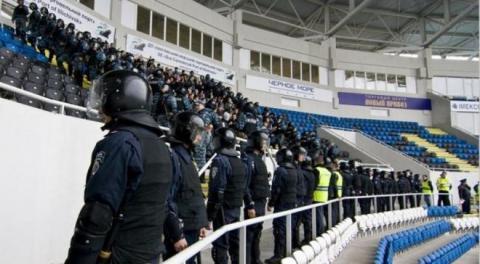 ФФУ хоче, аби поліція працювала на матчах безкоштовно