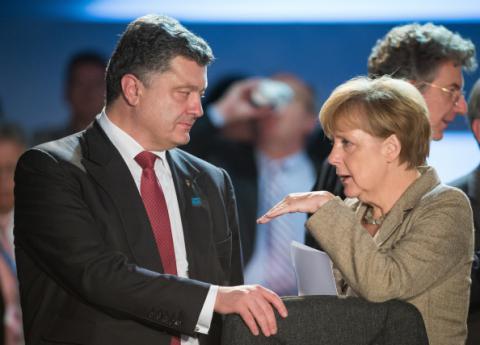 Порошенко і Меркель зустрінуться в Берліні