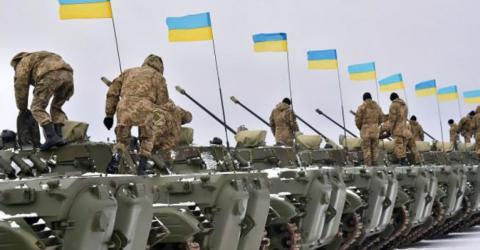 """Україна може надати віська для боротьби проти """"Ісламської держави"""""""