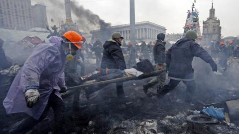 Вийшов перший трейлер документального фільму про Майдан