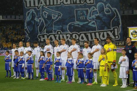 «Динамо»  з «Манчестер Сіті» зіграє з глядачами
