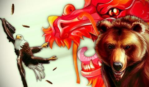 Китай і Росія є головними суперниками США у військовій галузі