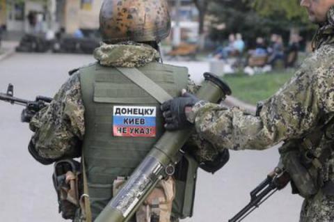 """Більше тисячі кадрових військових РФ займають керівні посади в """"ДНР-ЛНР"""""""