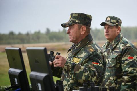 Білорусь проводить великі ракетні навчання біля українського кордону