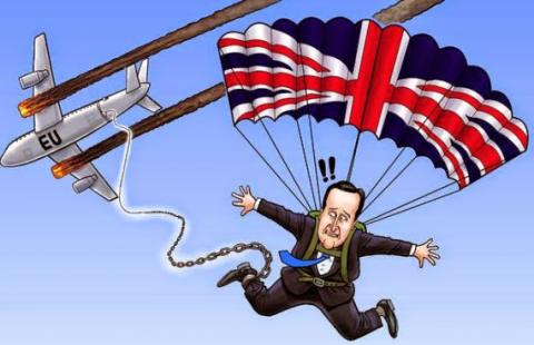Британський референдум як засіб маніпуляції Євросоюзом