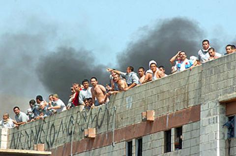 Понад 50 осіб  загинули під час бунту в мексиканській в'язниці
