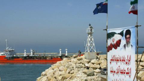 Тегеран відправив перший танкер з нафтою в Європу