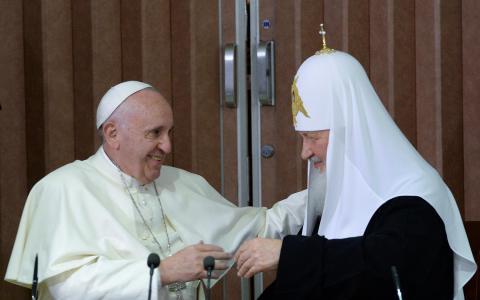 Зустріч на Кубі. Що забули обговорити лідери двох церков