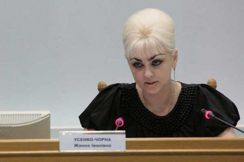 Жанна Усенко-Чорна провела чергове засідання Центральної виборчої комісії