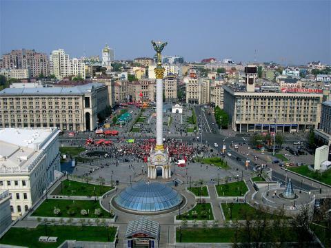 Київ названо найнебезпечнішим містом у Європі