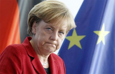 """Свиню """"Матусю Меркель"""" підкинули на будмайданчик майбутньої мечеті в Німеччині"""