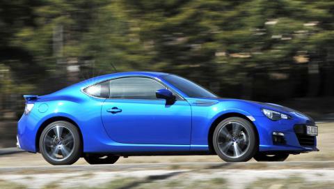 Subaru BRZ більше не продаватимуть на ринках Росії та Білорусі