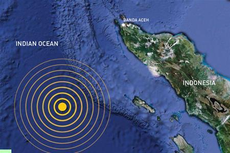 Землетрус в Індонезії може спровокувати потужні цунамі