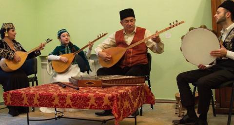 У Києві відбудеться вечір кримськотатарської музики