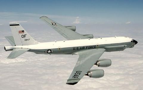Літак ВМС США розбився у Іраку