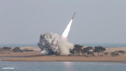 Північна Корея запустила чергові п'ять ракет