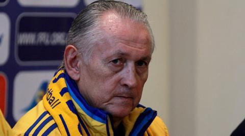 Михайло Фоменко в рейтингу найбідніших тренерів посів 21 місце