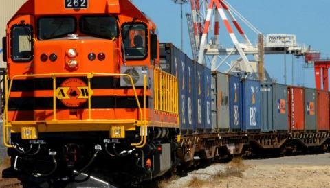 Поїзд Іллічівськ - Китай не може вирушити назад через відсутність клієнтів