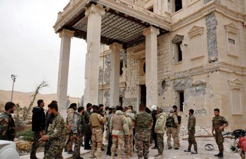 Пальміра вільна, а Ісламська держава зазнає поразки в Іраку (ОГЛЯД, 22-28.03.2016)